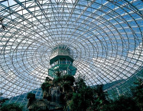 大连森林动物园热带雨林馆